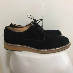 Zanzara Men's Black Shoes Size 8